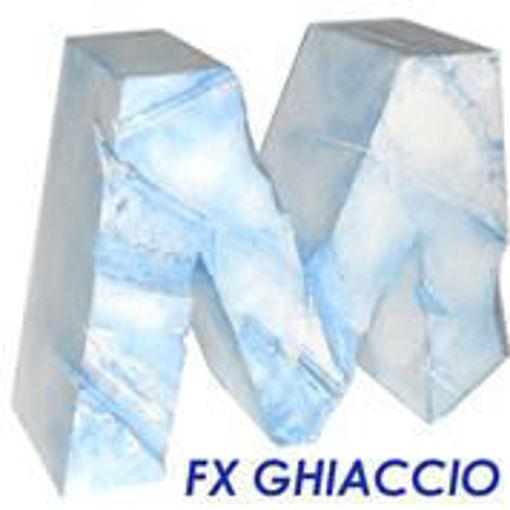 Immagine di Lettera 3D Effetto Ghiaccio