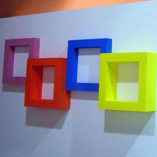 Immagine di Set Cubi in Polistirolo da Muro