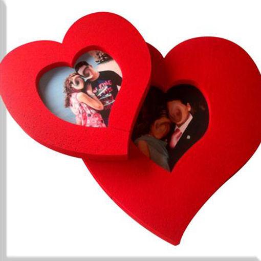 2 corcini 25 e 35 cm corma cuore