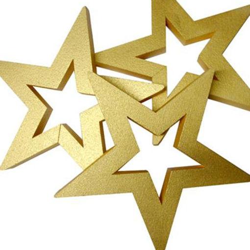 stupende stelle decorative da 50 cm