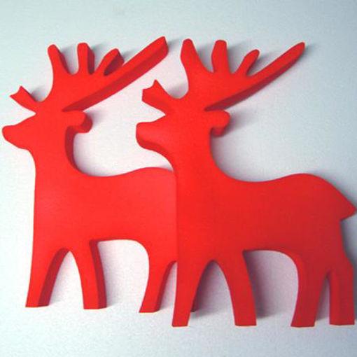 stupende renne per decorare la vostra vetrina