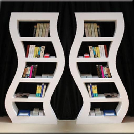 Immagine di Libreria in Polistirolo