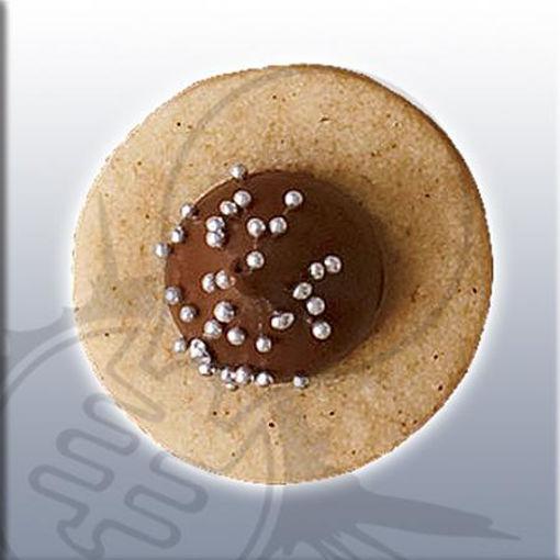 Immagine di Biscotto in Polistirolo con Granella