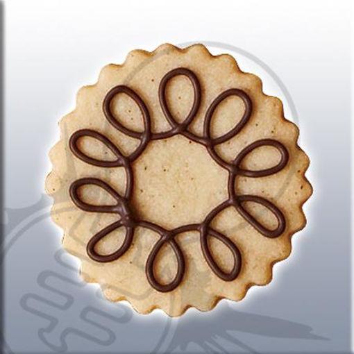 Biscotto in polistirolo d.50cm