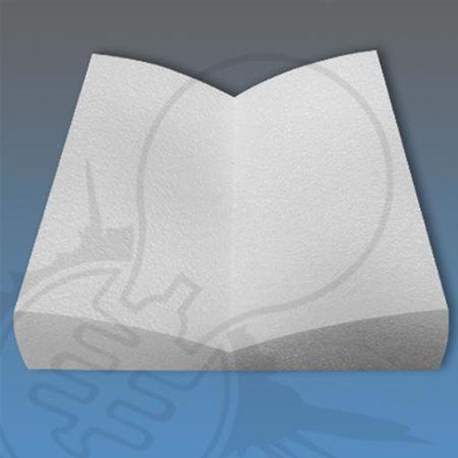 Immagine di Base Torta a forma di Libro in Polistirolo
