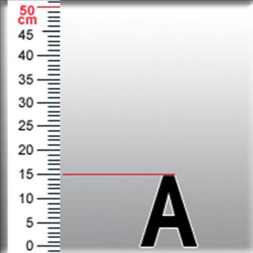 Immagine di Lettere da 15cm