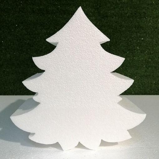 Immagine di Albero di Natale in Polistirolo