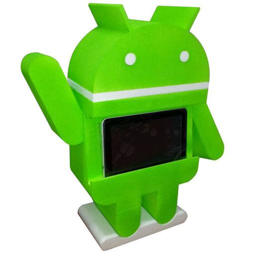 Immagine di Espositore Android in Polistirolo