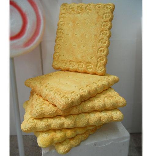 Immagine di Biscotti Secchi in Polistirolo 3D