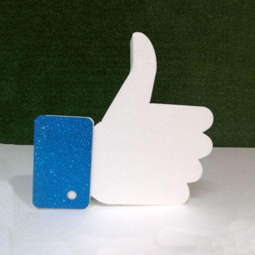 Immagine di Facebook Emoji in Polistirolo
