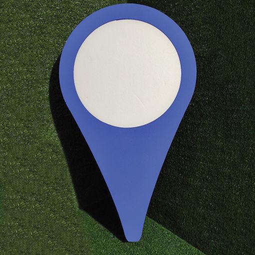 Immagine di Pointer Maps in Polistirolo