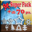 Immagine di Super Pack Natalizio in Polistirolo