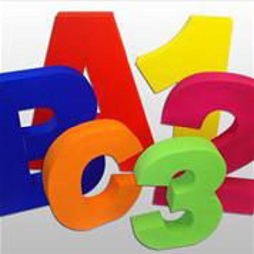 Immagine di Lettere 3D in Polistirolo