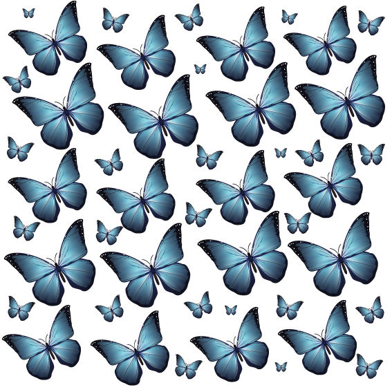 Farfalle Celesti