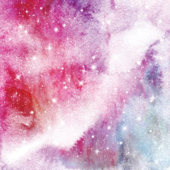 Pink Galaxy Paper 1