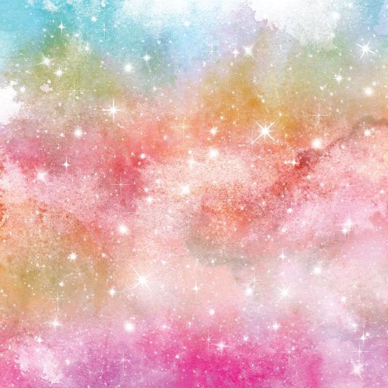 Pink Galaxy Paper 8