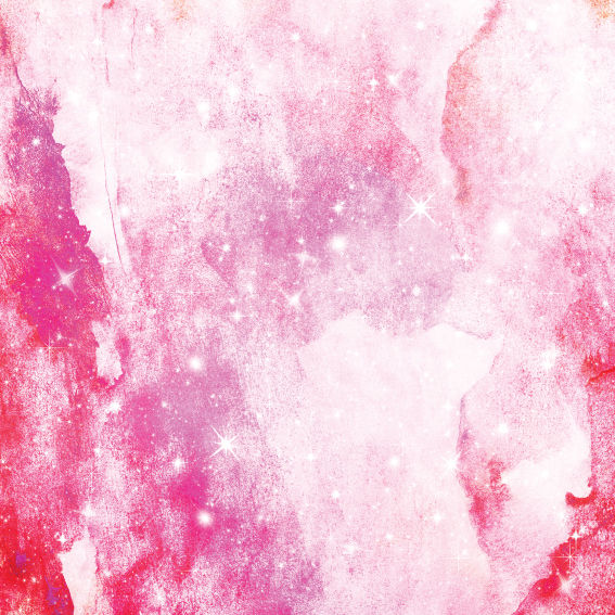 Pink Galaxy Paper 12