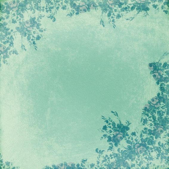 Leaf Border Background 3