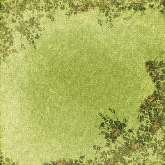 Leaf Border Background 6