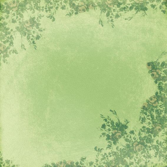 Leaf Border Background 9