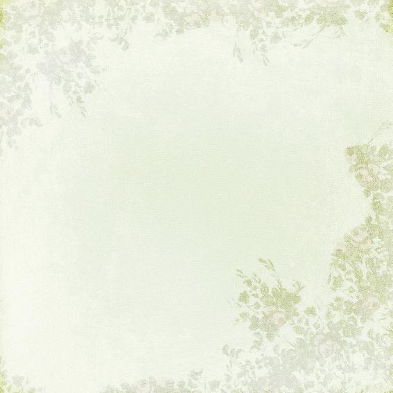 Leaf Border Background 12